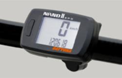 Daytona Nano II - Nopeusmittari